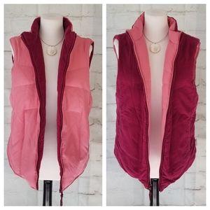 Wind River Reversible Puffer Corduroy Jacket Vest